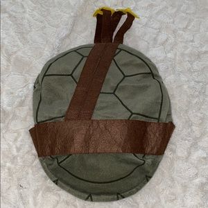 Ninja turtles shell costume